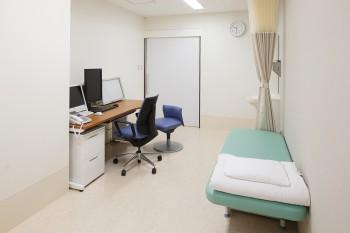 透析室 診察室